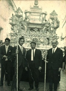BOLETIN SANTO ENTIERRO 1969