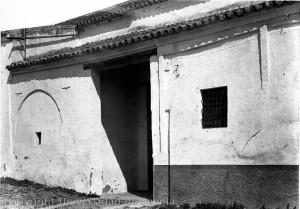 Parroquia.Fachada nave epístola 9-04.1938