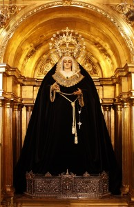 Virgen luto 2010