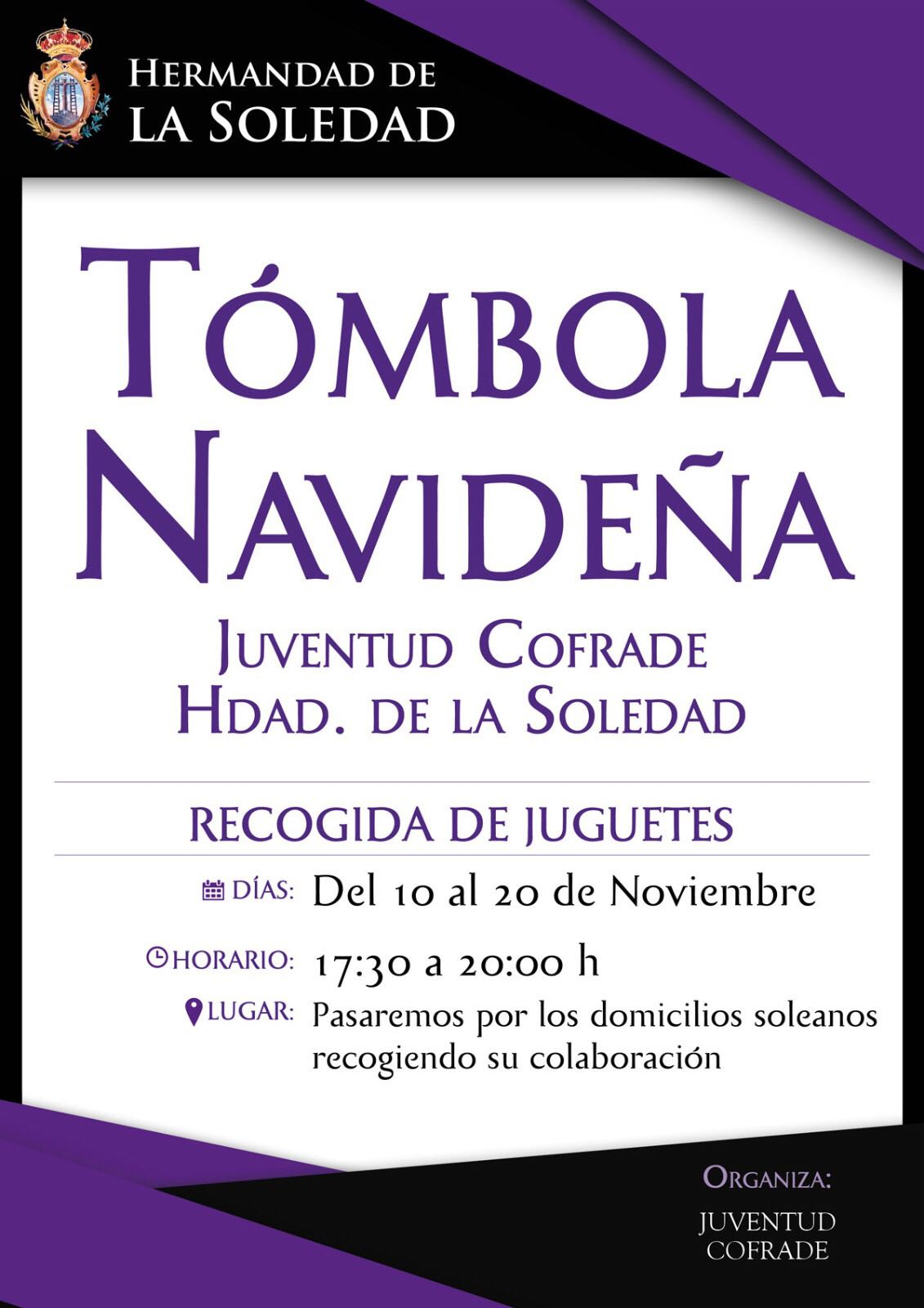 Cartel Tombola